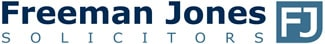 Freeman Jones Solicitors Chester Logo